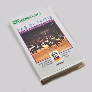 VHS: Pas de Trois - Grand Prix Kür zu Dritt - Reitsport Waldhausen - St. Georg