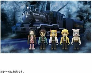 Demon Slayer Kimetsu  Movie Mugen Train Model Plarail NEW [PER-Order]