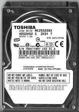 TOSHIBA MK2552GSX HDD2H02 C ZK01 T 250GB SATA HARD DRIVE