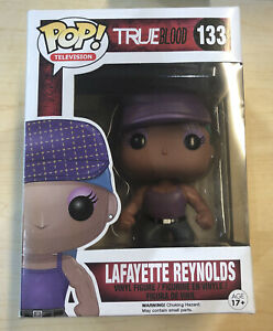 True Blood 133 Lafayette Reynolds POP! Vinyl Figure