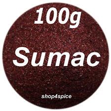 Sumac (Sumak) 100g (Resealable Bag) Herbs & Spices - ozSpice
