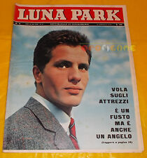 LUNA PARK 1964 n. 4 Giuliano Gemma