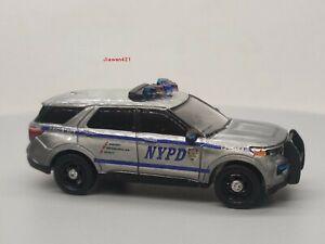 1:64 Greenlight  2020 Ford Police Interceptor Utility Special Edition