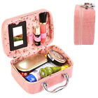 Professional Portable Beauty Case Makeup Case Cosmetics Box Carry Bag Organiser#