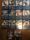 Classic Elvis Presley DVD Movie Lot OF 14
