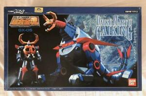 BANDAI Soul of Chogokin GX-05 Daiku Maryu Gaiking Figure Vintage JAPAN USED JUNK