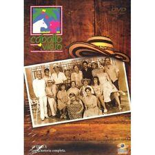CABALLO VIEJO,telenovela,10 dvd's 40 cap. con final.Colombia BAJADA DE INTERNET.