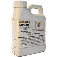Outlast NBS 30 Stain Additive Green Insect Repellent (1 Pint) - Treats 5 Gallons