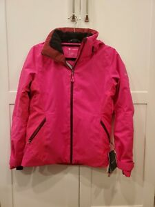 Obermeyer - Women's Pink Mai Waterproof Winter Snow Jacket - NEW / NWT - Size 6