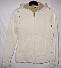 Oakley Women's Winter Ski/Snowboard Jacket/Coat/Vest Size Medium Cream Color