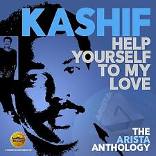 KASHIF - HELP YOURSELF TO MY LOVE THE ARISTA ANTHOLOGY 2017 REMASTERED 2CD !