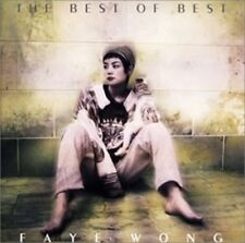 FAYE WONG-THE BEST OF BEST-JAPAN CD E61
