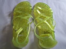 Girls- Gymboree sandals- size 2-3- Yellow in colour
