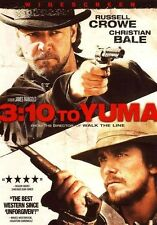3:10 to YUMA with RUSSELL CROWE / CHRISTIAN BALE zone 1 NTSC