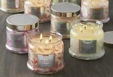 PARTYLITE Retired Signature 3-Wick Jars   ***BRAND NEW IN BOX***