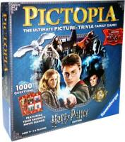 PICTOPIA HARRY POTTER EDITION INC FANTASTIC BEASTS PICTURE TRIVIA FAMILY GAME
