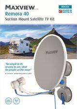 PORTABLE SATELLITE TV KIT suction cup caravan motorhome camper MAXVIEW Remora 40