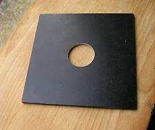Jinete Sinar F & P Ajuste Panel Lente Board con agujero Copal 0 35.4 mm