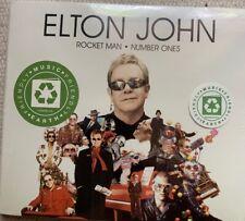 SIR ELTON JOHN—Rocket Man/Number Ones CD