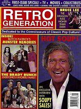 Retro Generation No.1 Soupy Sales, Munsters, Bruce Lee, Uncle Floyd, Brady Bunch