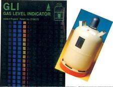 Gas Füllstandsanzeige Anzeige Indicator für Stahl Gasflasche 113660b Neu