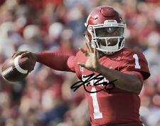 KYLER MURRAY SIGNED PHOTO 8X10 RP AUTOGRAPHED OKLAHOMA SOONERS !