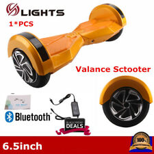 6.5inch Ul Listed 2 Wheel Hoverboard Electric Balancing Scooter Chrome Skateboar