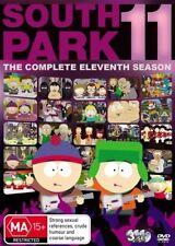 South Park: Season 11 NEW R4 DVD