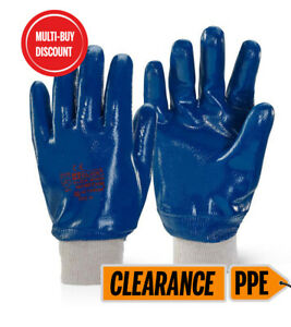 Dipped Nitrile Gloves M-trile - MULTI-BUY DISCOUNT