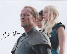 Iain Glen HAND SIGNED 8x10 Photo, Autograph, Game of Thrones Jorah Mormont