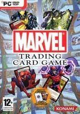 Marvel trading card gamer  JEU PC NEUF