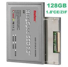 "Kingspec 1.8"" ZIF SSD 128GB for MacBook Air 1st Rev.A1237 DELL D420 D430 HP Mini"