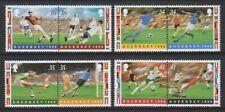 Guernsey - 1996, Europeo Calcio Set - Nuovo senza Linguella - Sg 696/703