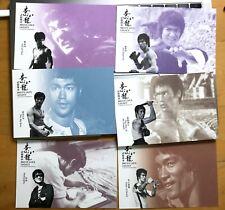 China Hong Kong 2020 POSTCARD Bruce Lee Stamp