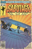"Beastie Boys Licensed To Ill Music Album Art Cover Poster 12x12/"" 24x24/"" 32x32/"""