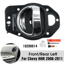 Left Driver Side Inside Interior Door Handle Front Rear Fit Chevy HHR 2006-2011