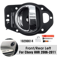 Left Driver Side Inside Interior Door Handle Front Rear Fit Chevy HHR 2006-2011