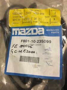 MAZDA E2000 FE 4 Cyl Rocker Cover Gasket  CARB . 84~99 Mazda Genuine Part NOS