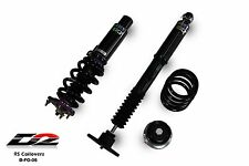 D2 Racing RS Coilovers FORD FOCUS 00-05 ZX3 ZX5 SVT SE 36 WAY ADJUSTABLE PURPLE