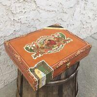 My Father Cigars Flor De Las Antillas Maduro Empty Wooden Cigar Box 9.25x7x2