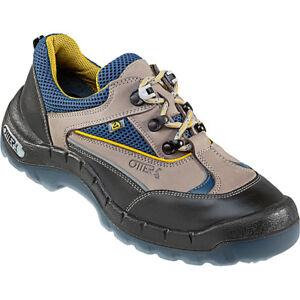 OTTER 93227 Sicherheitsschuh Sicherheitsschuhe Arbeitsschuhe Schuh modern Flach