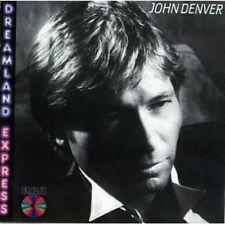 John Denver   ' DREAMLAND EXPRESS '    Rare / Brilliant 1985 studio album    CD