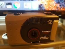 35mm Point & Shoot Panorma Camera Vivitar PN2011 Focus-Free with Manual