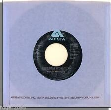 """Barry Manilow - Can't Smile Without You + Sunrise - 7"""" 45 RPM Arista Single!"""