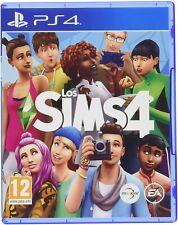 Los Sims 4 PS4 Pal España Nuevo Precintado FÍSICO envio gratis