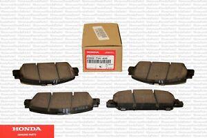 Genuine Honda OEM Front Brake Pad Kit Fits: 2018-2021 Accord 45022-TVA-A00
