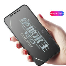 2PCS Frosted Matte 9H Tempered Glass Screen Protector for Xiaomi Mi Redmi Series