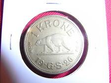 Greenland coin 1 krone 1926