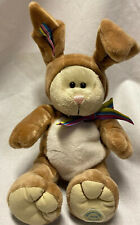 Starbucks Bearista Bear 75th Edition Bear in Bunny Costume 2008 Easter Rabbit