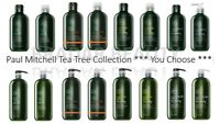 PAUL MITCHELL TEA TREE  Shampoo & Conditioner DUOS *** Choose Type and Size ***